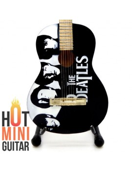 Miniature Guitar - The Beatles - Gibson A Hard Days Night Tribute Custom