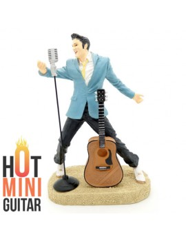Mini Action Figure Statue - Elvis Presley - Figure Statue Art Limited Edition