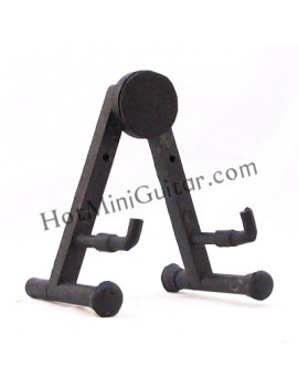 Miniature Accessories - Exclusive Miniature Guitar / Bass Adjustable Stand - Plastic Part
