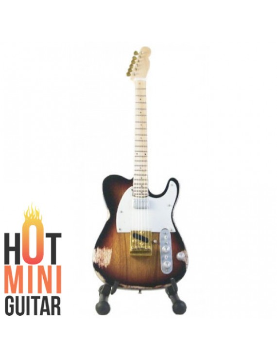Miniature Guitar Andy Summers Fender Telecaster