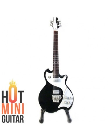 Miniature Guitar - Richie Sambora - ESP LTD SA-2 Black Custom